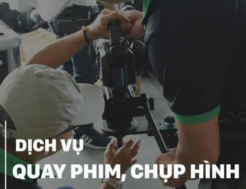 Dịch vụ quay phim, chụp hình
