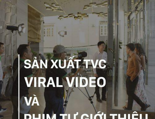 Sản xuất TVC, Viral video và phim tự giới thiệu